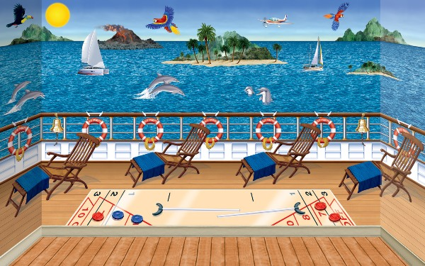 cruise ship decorations - When Do Cruise Ships Decorated For Christmas