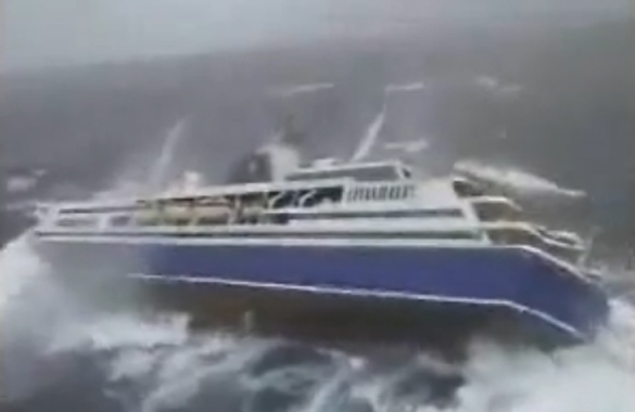Cruise Ships In Storms | Fitbudha.com