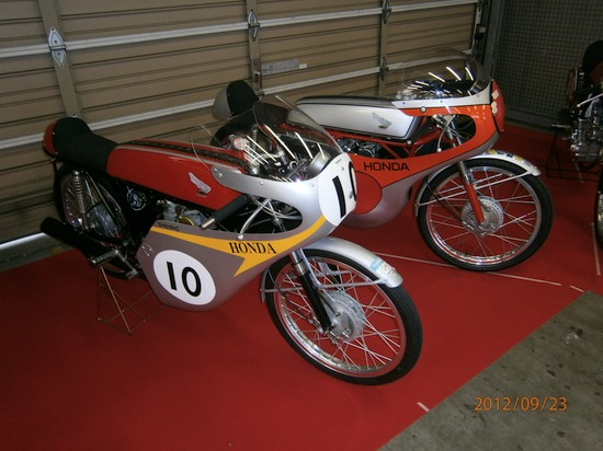 CR110レーサー