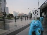 第1回横浜ブルーライトマラソン1