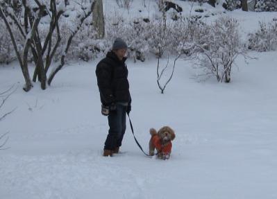 1229雪遊び