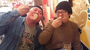 新宿は元旦の朝7時前に開いてる飲み屋がありますw