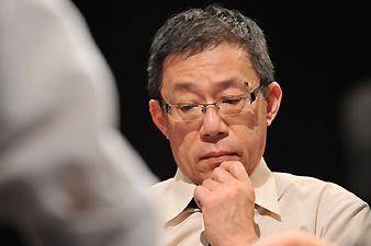 飯田正人プロ。