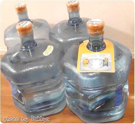 アクアクララ ウォーターボトル レギュラー(12L)