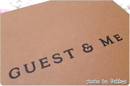 Guest&meのアロマバスエッセンス