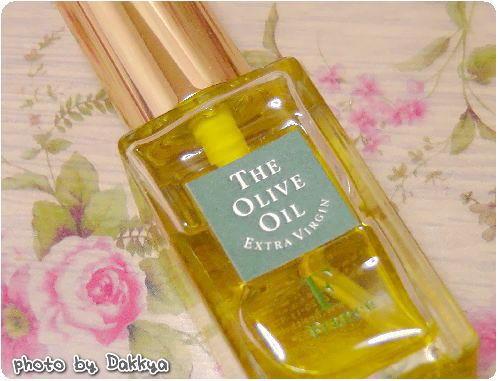 ジ・オリーブオイル F(フランス)オリーブオイル美容液