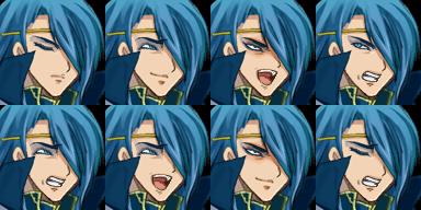 青い髪のお兄さん3