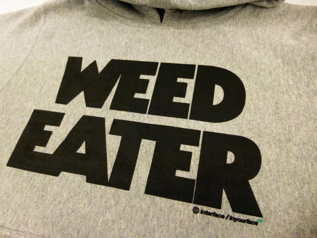 INTERFACE WEED EATER PULL OVER PARKA
