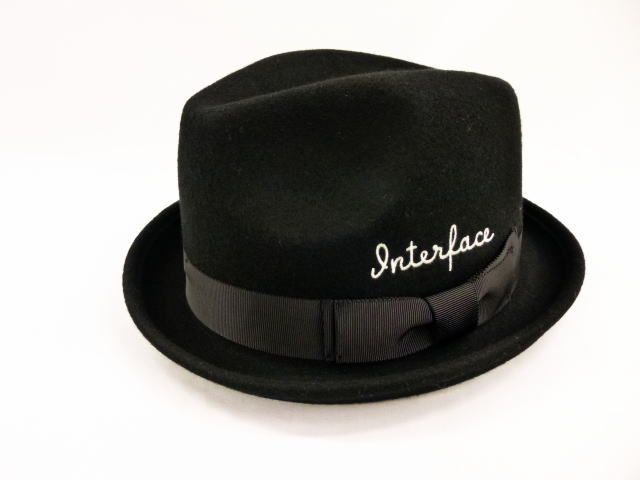 INTERFACE LOGO FELT HAT