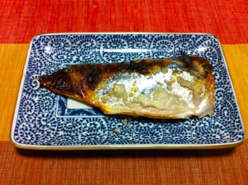 4鯖の塩麹