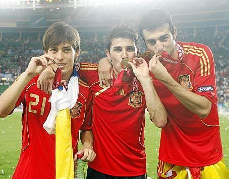2008ユーロ優勝10