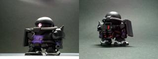 黒い三連星専用高機動型ザク