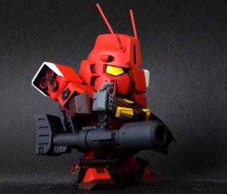 レッドウォーリアNT-1 バズーカ2