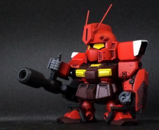 レッドウォーリアNT-1 バズーカ