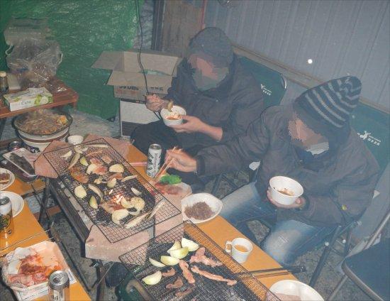 耐寒焼き肉2013_5