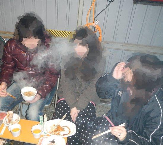 耐寒焼き肉2013_7