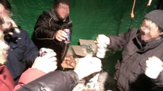 耐寒焼き肉2013_0