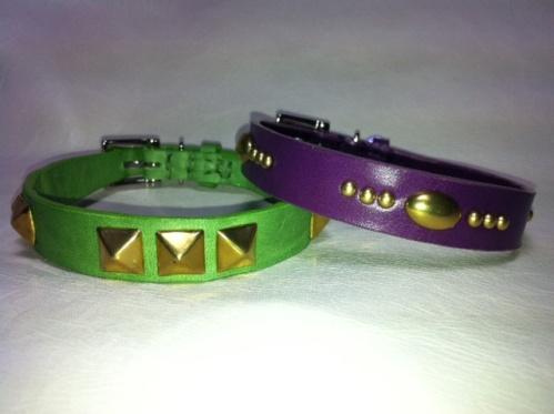 猫用デザイン首輪