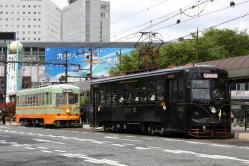 岡山駅前(2013.4.7)