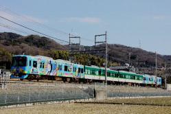 私市~河内森間(2013.3.4)