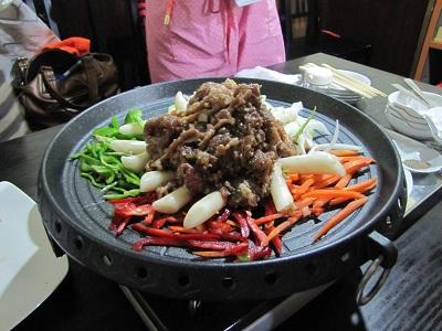 韓国料理教室