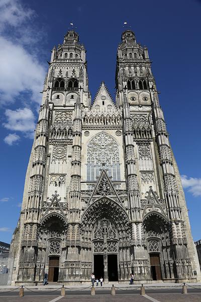 トゥール サン・ガシアン大聖堂