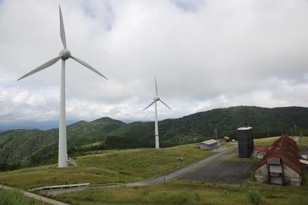 面ノ木風力発電所 その2