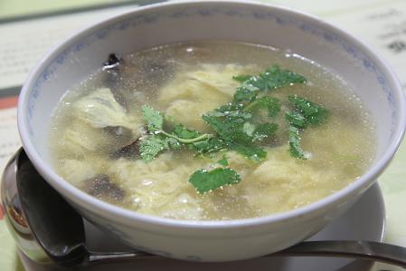 筑紫飯店 タマゴスープ