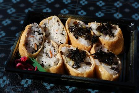 おきつね本舗 稲荷寿司