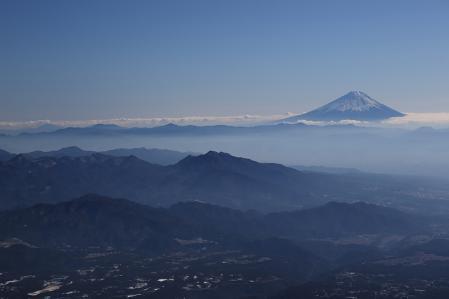 赤岳からの景色と言えばまずこれ