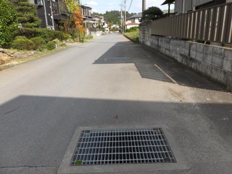 田代取水口から始まる用水路・愛川町田代