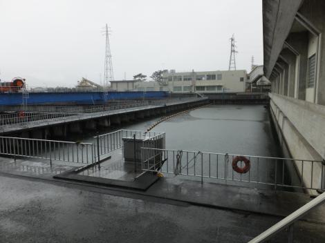 飯泉取水施設・吸水井