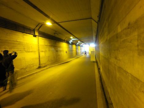 市道新戸相武台 (トンネル部分)
