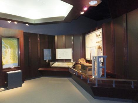 相模原市立博物館・軍都計画と相模原コーナー