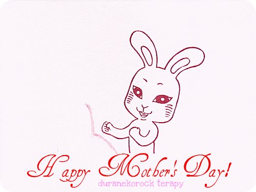 母の日フェス3日目♪ミーコの巻