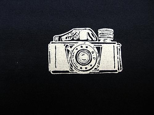 霞ヶ浦高校写真部Tシャツ