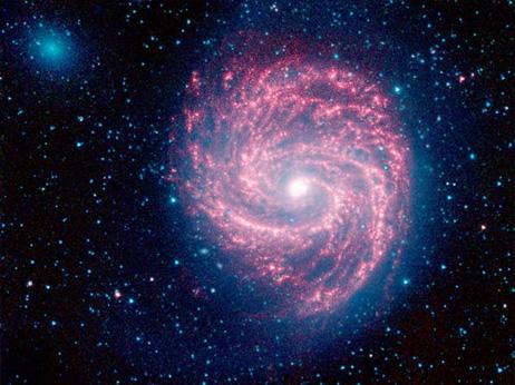 宇宙への旅人