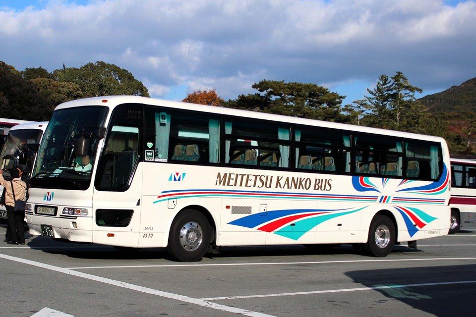 名鉄観光バス 50406