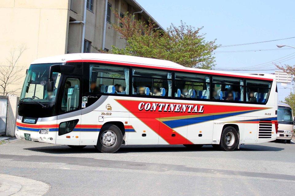 東京福祉バス 512