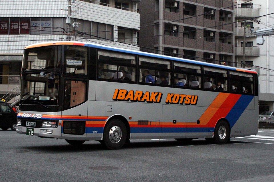 茨城交通 か350