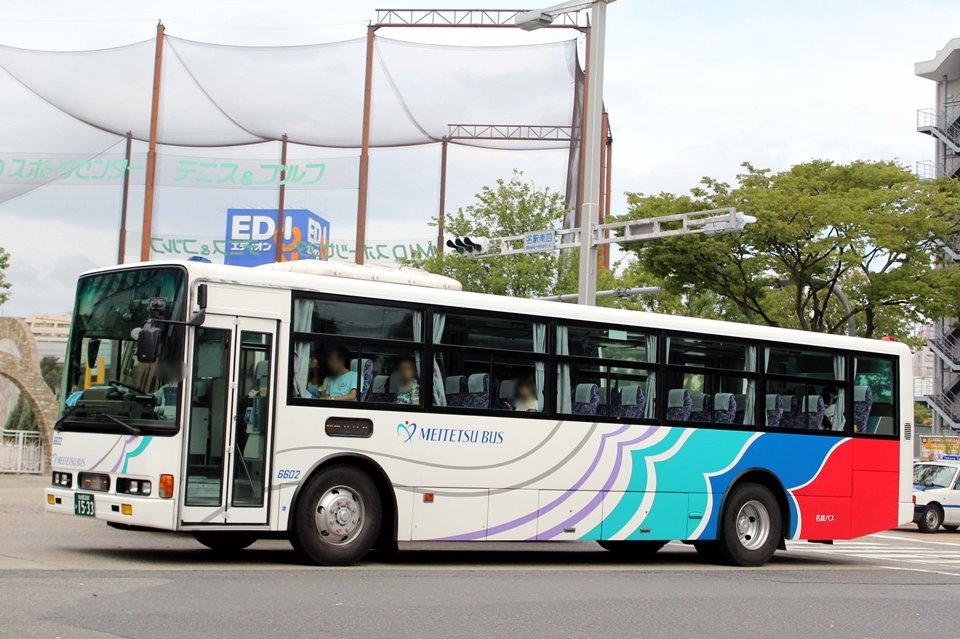 名鉄バス 6602