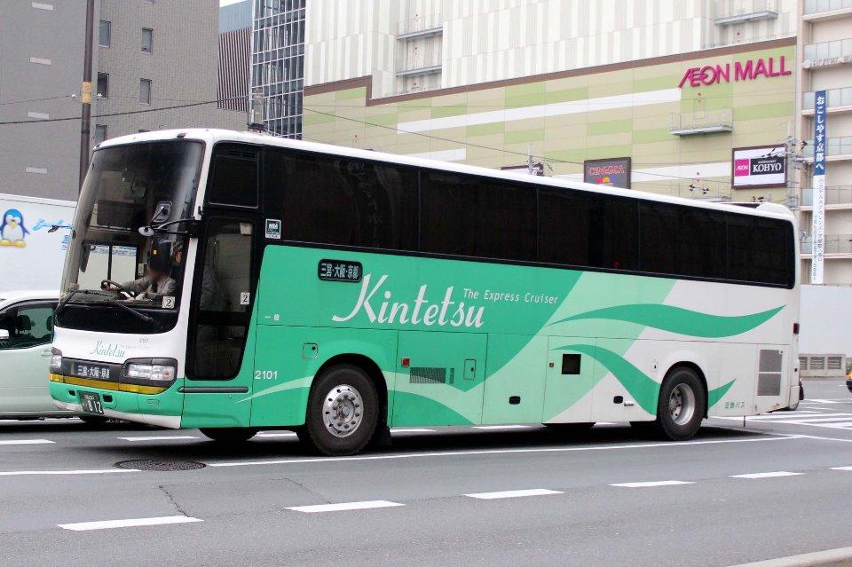 近鉄バス 2101