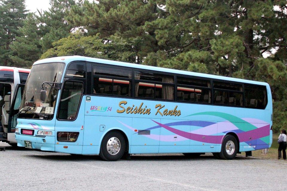 セイシン観光バス あ222