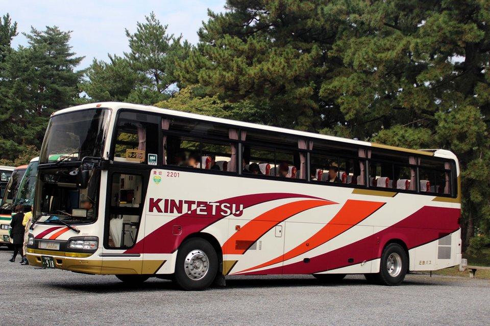 近鉄バス 2201