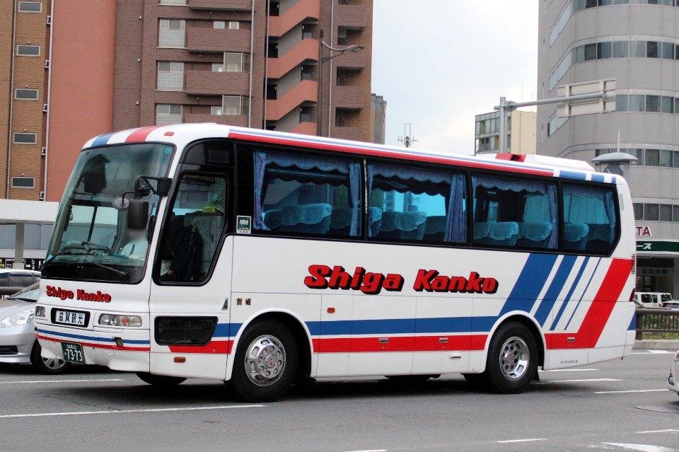 名古屋滋賀交通 か7373