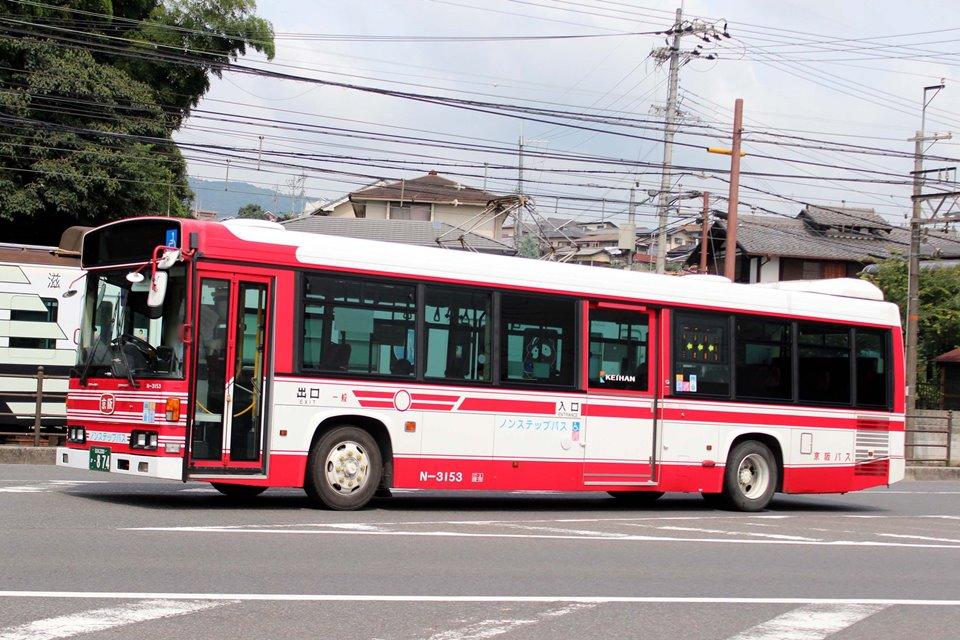 京阪バス N-3153