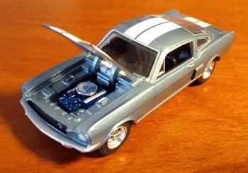 なかなかよく出来たShelby GT350