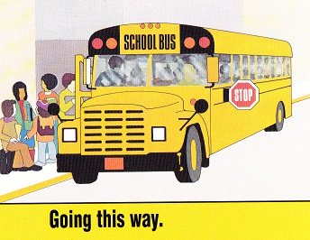 SCHOOL BUSその2
