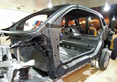 i3の車体構造