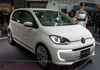 VW TWIN UP!